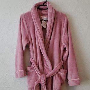 NEW Carole Hochman Ladies' long Plush Wrap Robe